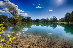 IMG_4345_HDR-1 (gianni.giacometti) Tags: lago lagodibordano bordano ud udine friuli giannigiacometti camminateinfriuli camminateinfriulialtervistaorg riflessi