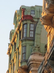 Ansonia Apartment Building Detail 4063 (Brechtbug) Tags: the ansonia apartment building now condo upper west side new york city 2109 broadway between 73rd 74th streets built 1899 opened 1904 beaux arts architectural style mansard roof architect paul e m duboy featured 1992 film single white female bridget fonda jennifer jason leigh home pogo cartoonist disney animator walt kelly mobster arnold rothstein athletes jack dempsey babe ruth 8222016 nyc 2016