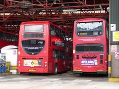 GAL E245 YX61DPZ - VWL20 LF52TGX - BX BEXLEYHEATH BUS GARAGE - SUN 21ST AUG 2016 (Bexleybus) Tags: adl dennis enviro 400 goahead go ahead london bx bexleyheath bus garage kent e245 yx61dpz wrightbus gemini eclipse vwl20 etb lf52tgx volvo