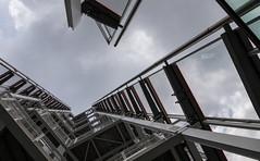 looking up (Francis Mansell) Tags: london shard theshard