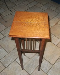 20160814_1938_403_PROJECT-table (EasyAim) Tags: woodtable repair plantstand colleyville usa