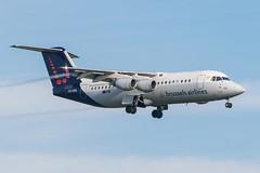 Brussels Airlines / RJ100 / OO-DWL / EBBR 07L (_Wouter Cooremans) Tags: ebb ebbr bru brusselsairport zaventem spotting spotter avgeek aviation airplanespotting brussels airlines rj100 oodwl 07l brusselsairlines