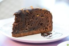 Chocolate cake is all you need (petrOlly) Tags: food foodporn cake europe europa gdansk gdask poland polska polen pomorze tricity tricityarea trjmiasto