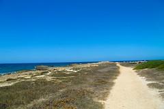 Verso il blu (Daphne135) Tags: fantasticnature sardegna is aruttas italia mare estate sentiero