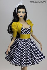 New outfit for Sybarite / Sybarite Gen X / 82 (meg fashion doll) Tags: new outfit for sybarite gen x 82