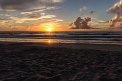Sunrise (manon.cordeil) Tags: sunrise cocoa beach florida sun clouds sky landscape