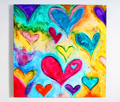 Kidness (ivanguaderrama) Tags: visit our page httpwwwivanguaderramacom buy original prints httpfineartamericacomprofilesivanguaderramaartgalleryhtml art arts paintings painting painter originals artwork contemporany abstract sanjosedelcabo cabosanlucas artdistrict artgallery christianwork christianart christianpaintings abstracts ivanguaderrama heart hearts love corazon corazones colorful