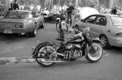 * (Ilya.Bur) Tags: canon 7 color skopar 35mm f25 neopan acros 200 caffenol cl analog film vintage motorcycle motorbike harley davidson