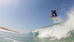 (Stephane Laborde) Tags: surf air aerial bourdaines summer wave ocean gopro