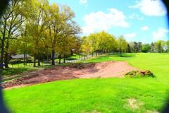 TPC River Highlands, Hole #3, Bunker Renovations (rbglasson) Tags: connecticut cromwell tpcriverhighlands landscape golf nikon d5500 nikond5500