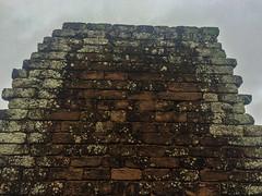 """Trinidad: les ruines de la mission jésuite et ses murs de briques <a style=""""margin-left:10px; font-size:0.8em;"""" href=""""http://www.flickr.com/photos/127723101@N04/29407608621/"""" target=""""_blank"""">@flickr</a>"""