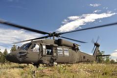 UH-60L (Marinehawk12) Tags: milehighmilitia uh60 militaryaircraft helicopter sikorsky blackhawk rampartrangeco