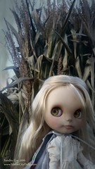 Katrina Van Tassel (Motor City Dolly) Tags: katrina van tassel sleepy hollow christina ricci ooak custom blythe doll customized blonde spooky
