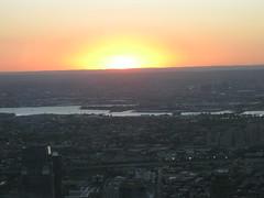 IMG_6832 (gundust) Tags: nyc ny usa september 2016 newyork newyorkcity manhattan architecture wtc worldtradecenter 1wtc oneworldtradecenter som skidmoreowingsmerrill davidchilds oneworldobservatory spire skyscraper stel glass observationdeck downtown sunset