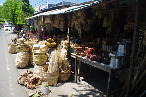 Market, Kota Mataram, Lombok Island, Indonesia