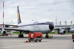 Lufthansa D-ABOB (dustin.hackert) Tags: aircraft airport aviation b707 boeing boeing707 dabob eddh flughafen flughafenhamburg fuhlsbttel ham hamburg hamburgairport hamburgairportfriendsev hamburgintercontinentaljet707
