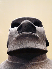Moai (Judy **) Tags: london britishmuseum moai easterisland 2012 londen paaseiland adjectivestoinspire
