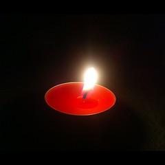Candle (Syahrel Azha Hashim) Tags: square naturallight malaysia handheld kualalumpur iphone iphone4 syahrel