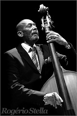 Ron Carter (Rogerio Stella) Tags: show stella bw music white black branco portraits banda photography photo concert nikon photographer tour bass song retrato live stage gig performance band free jazz pb preto ron bands american rogerio portraiture idol instrument bassist carter fotografia documentation venue instruments legend msica contra baixo 2012 palco fotojornalismo dolo lenda gratuito apresentao contrabaixo blackwhitephotos documentao documentarist
