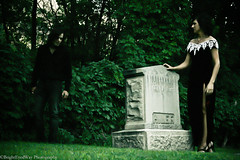 Hyde III (Bright Eyed Way Photography) Tags: cemetery graveyard innocent strangle hyde murder choke jekyll