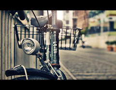 Falke [Explored] (Photofreaks) Tags: panorama bicycle vintage germany deutschland dof bokeh pov retro nrw dusseldorf dsseldorf rhine rhein duesseldorf medienhafen mediaharbour mediaharbor adengs wwwphotofreaksws shopphotofreaksws exploredaug162012