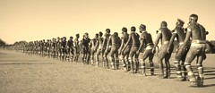 Timeless choreography  .  .  . (ericrstoner) Tags: amazon xingu darcyribeiro kuarup yawalapiti parqueindígenadoxingu villasbôas brasilemimagens xinguindigenouspark
