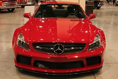 2012 BiTurbo V12 Mercedes SL65 (osubuckialum) Tags: show classic cars car nc triangle downtown northcarolina raleigh classics conventioncenter carshow raleigharea carolinaclassicsatthecapital