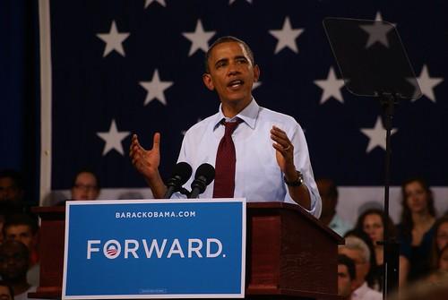 President Barack Obama, From FlickrPhotos