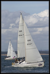 Aberdeen Asset Management Cowes Week 2012 (leightonian) Tags: uk island boat sailing unitedkingdom yacht isleofwight gb isle cowes wight cowesweek iow bluesail