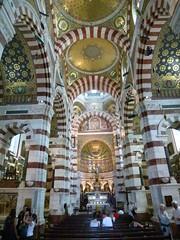 Notre Dame de la Garde, Marseille (John Steedman) Tags: france church marseille frankreich kirche notredame frankrijk francia église kerk notredamedelagarde フランス massilia 法国 马赛 馬賽 マルセイユ