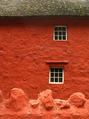 Kennixton Red (Dave Roberts3) Tags: windows house wall wales farm terracotta cottage glamorgan coth thegalaxy bej coth5
