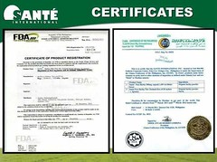 FDA (Philippines) and Halal Certificates (Omeganinalee) Tags: health diet homebusiness foodsupplement barleypure foodandhealth purebarley santepurebarleyinternational