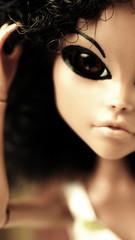 Monster High ooak doll (Rotten Reverie) Tags: macro dolls horns curly wig custom cleo customdolls curlywig monsterhigh cleodenile monsterhighdolls fearleading lumixgf2 monsterhighcustom dollwog cleodenileooak