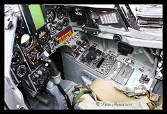 img 029 Hawk Cockpit (peter harris41) Tags: airport durham hawk aircraft military jet cockpit aeroplane valley bae trainer tees peterharris t1a xx280 dtva