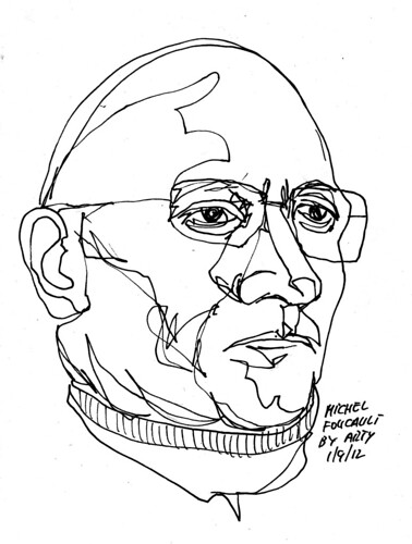 Michel Foucault for PIFAL, From FlickrPhotos