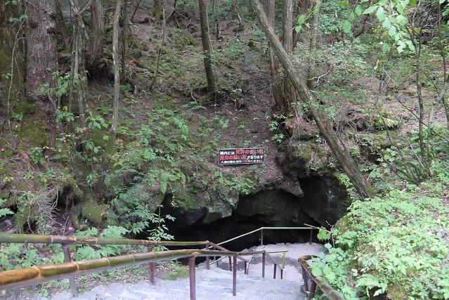 Fugaku Wind Cave / 富岳風穴
