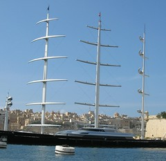 Malta, Sliema, Harbour Cruise, August 2012 (The Real Chrisparkle) Tags: harbour malta maltesefalcon