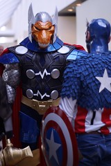 Captain America Cosplay - Baltimore Comic-Con 2012 (Stephen Little) Tags: day2 costumes comics costume cosplay comicbook heroes cosplayer comiccon con bcc daytwo cosplayers costumers costumeplay 50mmf17 minolta50mmf17 baltimorecomiccon minoltaaf50mmf17 minolta50mm sonya77 jstephenlittlejr slta77 sonyslta77 sonyslta77v sonyalphaslta77v bcc2012 baltimorecomiccon2012
