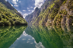 Drina Canyon (Irene Becker) Tags: sky serbia balkan srbija drina republikasrpska taramountain bestcapturesaoi zapadnasrbija irenebecker irenebeckerorg taranationalpark imagesofserbia drinacanyon serbianlandscapes