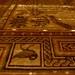 Antigos mosaicos encontrados nas igrejas