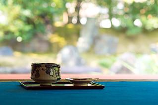 お抹茶 - 圓徳院 高台寺 / Entoku-in Kodai-ji Temple