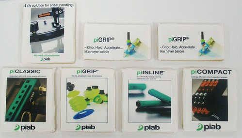 [Image from Flickr]:Piab logo cookies