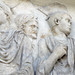Ara Pacis, flamines, south procession