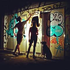 My pack. (dogslobber) Tags: street new art orleans neworleans