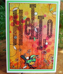 120922 Marina other Hello Bird (Decoratie Coudenys - a Lut of stamps (Lut)) Tags: marina differentcolors stampotique alutofstamps dylusions