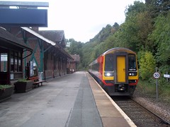 East Midlands Trains Derwent Valley Line (YourEMTS) Tags: uk railway dmu dieselmultipleunit class158 eastmidlandstrains 158770