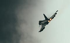 Into darkness (Panda1339) Tags: show uk nikon air farnborough d500 2016 farnboroughairshow eurofightertyphoon 200500vr