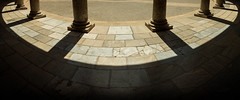 Columns (Walter Quirtmair) Tags: ifttt 500px granada alhambra column light shadow city quirtmair panorama