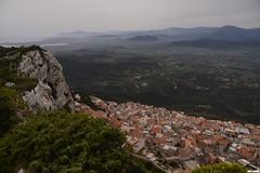 Baunei, con lo sfondo di Capo Bellavista (Arbatax) (MarcoAgustoniPhotography) Tags: saredegna ss125 italia baunei arbatax capo bellavista panorama