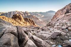 On top of Egypt (Karim Ashraf) Tags: nikon d7100 landscape mountains summit colours rocks saincatherine egypt tokina tokina1116